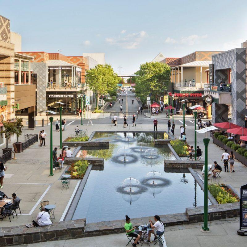 Ridge Hill Shopping Center